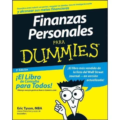 Finanzas Personales Para Dummies - newhairstylesformen2014.com